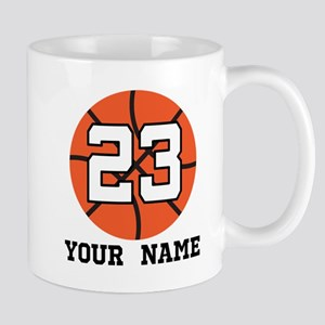Basketball Player 23 Customized Mugs