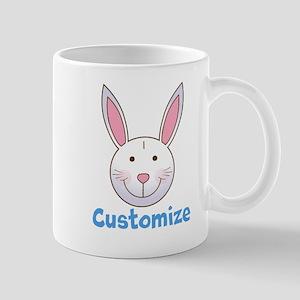 Custom Easter Bunny Mug