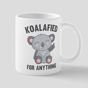 Koalafied For Anything Mug