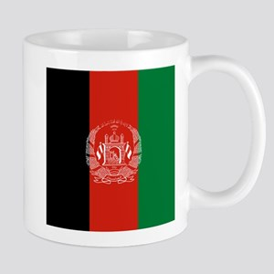 Flag: Afghanistan Mugs