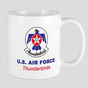 United States Air Force Thunderbirds Mug