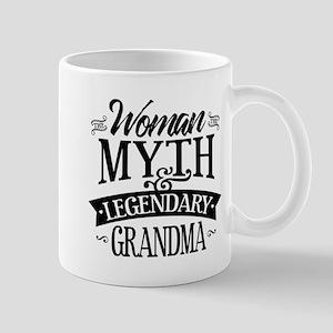 Legendary Grandma 11 oz Ceramic Mug