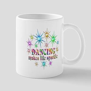 Dancing Sparkles 11 oz Ceramic Mug