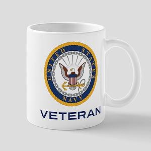U.S. Veteran 11 oz Ceramic Mug
