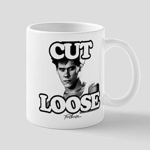 Footloose Cut Loose 11 oz Ceramic Mug