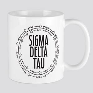 Sigma Delta Tau Arrow 11 oz Ceramic Mug