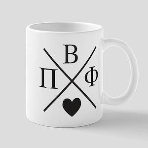 Pi Beta Phi Cross 11 oz Ceramic Mug