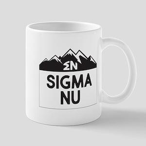 Sigma Nu Mountains 11 oz Ceramic Mug