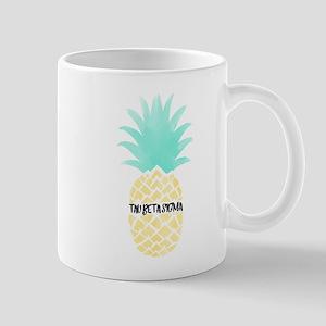 Tau Beta Sigma Pineapple Sorority Mugs