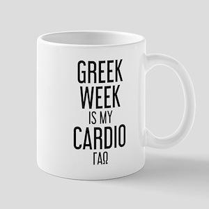 Gamma Alpha Omega Greek Week 11 oz Ceramic Mug