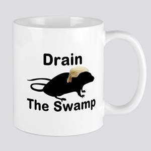 DRAIN THE SWAMP 11 oz Ceramic Mug
