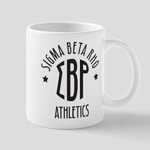 Sigma Beta Rho Athletics 11 oz Ceramic Mug