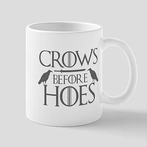 Crows Before Hoes Mug