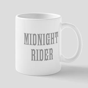 MIDNIGHT RIDER 11 oz Ceramic Mug
