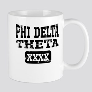 Phi Delta Theta Athletics Person 11 oz Ceramic Mug