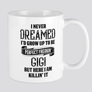 Perfect Freakin Gigi Mugs