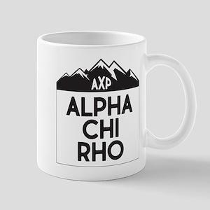 Alpha Chi Rho Mountains Mugs