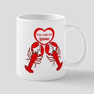 Friends Lobster 11 oz Ceramic Mug