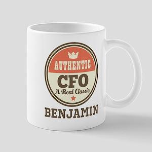 Personalized CFO Gift Mugs