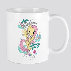 MLP Fluttershy Kindness Mugs