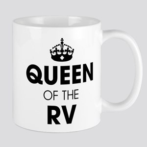Queen of the RV 11 oz Ceramic Mug