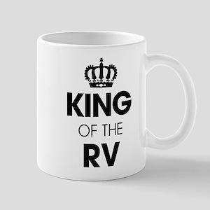King of the RV 11 oz Ceramic Mug