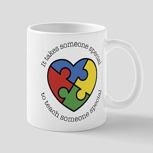 It Takes Someone Special To Teac 11 oz Ceramic Mug