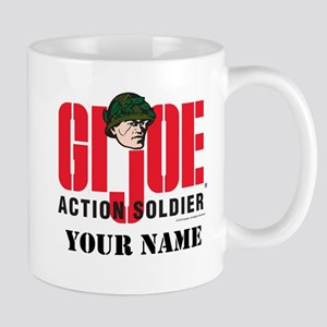 GI Joe Action Soldier Mugs