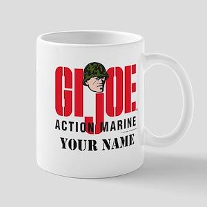 GI Joe Action Marine Mugs