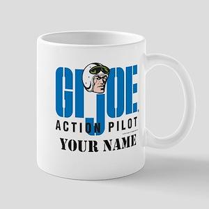 GI Joe Action Pilot Mugs