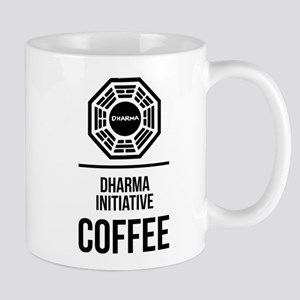Lost Dharma Initiative Coffee 11 oz Ceramic Mug