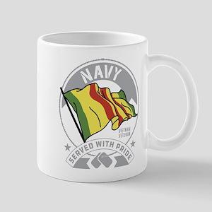 Navy Served with Pride 11 oz Ceramic Mug