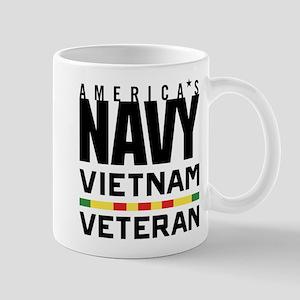 America's Navy Vietnam Veteran 11 oz Ceramic Mug