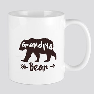 Grandma Bear Mugs
