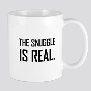 The Snuggle Is Real Mugs
