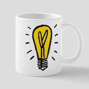 Monopoly Light Bulb 11 oz Ceramic Mug