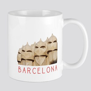 Barelona Architecture Mugs