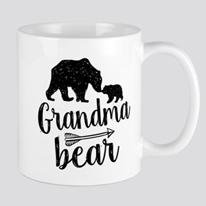 Grandma Bear 11 oz Ceramic Mug