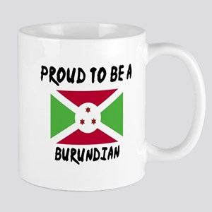 Proud To Be Burudian 11 oz Ceramic Mug