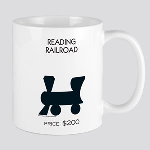 Monopoly - Reading Railroad 11 oz Ceramic Mug