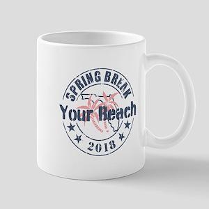 Spring Break 2018 Mugs