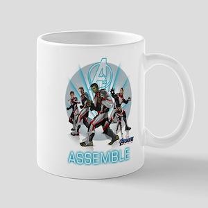 Assemble Avengers 11 oz Ceramic Mug