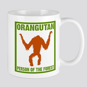 Person of the Forest Mug