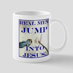 Jesus Jump Mug