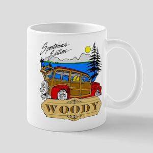Woody Sportsman Edition Mug
