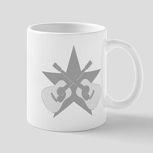 ACOUSTIC GUITARS STAR Mug