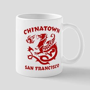 Chinatown San Francisco Mug
