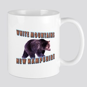 White Mountains , New Hampshi Large Mugs