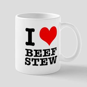 I Heart (Love) Beef Stew Mug