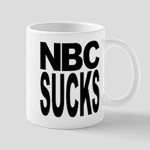 NBC Sucks Mug